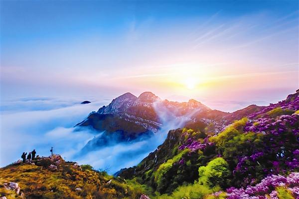《春满大黑山》